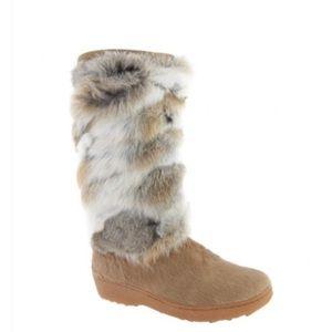 Pajar Foxy Fur Boots